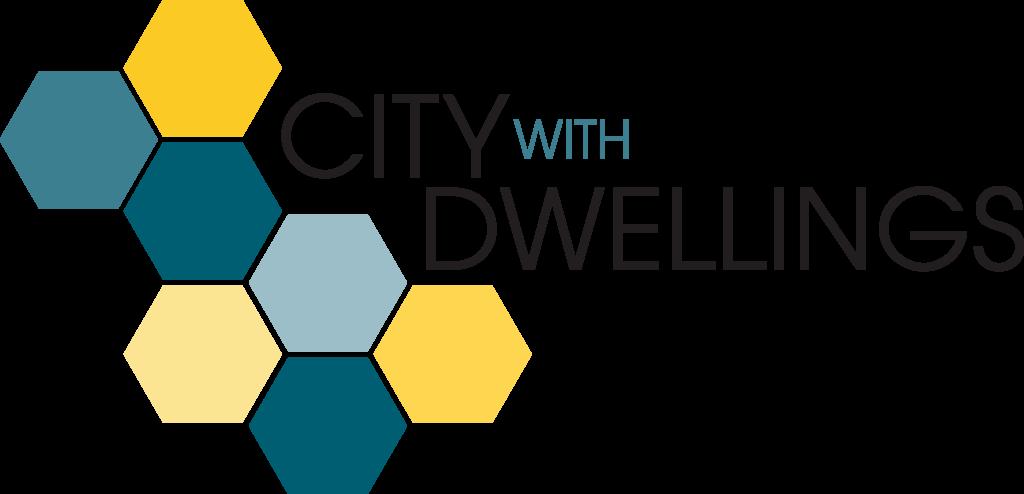 City with Dwellings Logo Redraw