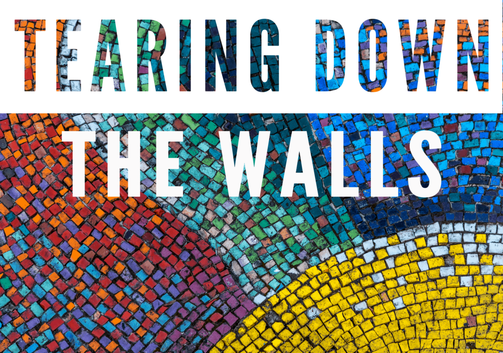 Tearing Down the Walls Slide